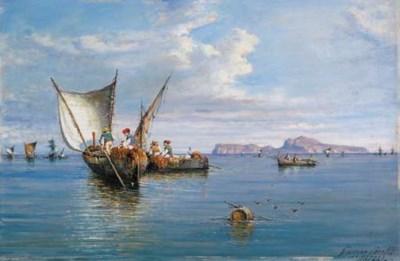 Giuseppe Carelli (Italia 1858-