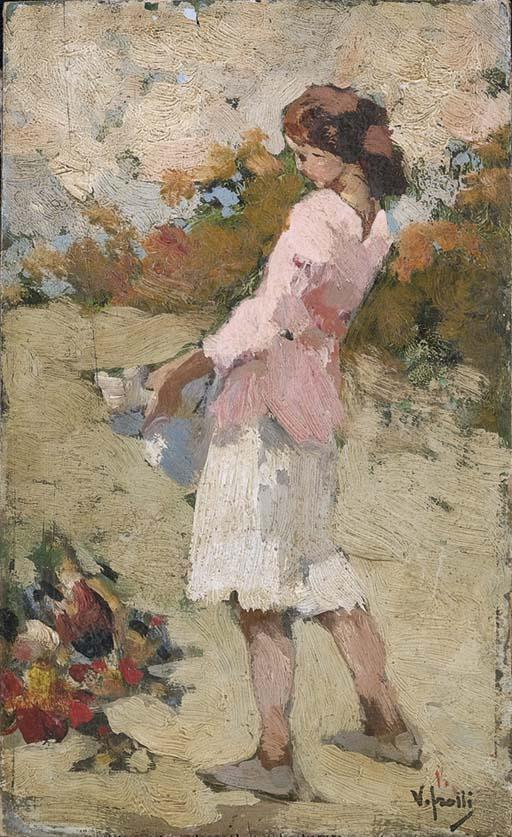 Vincenzo Irolli (Italia 1860-1949)