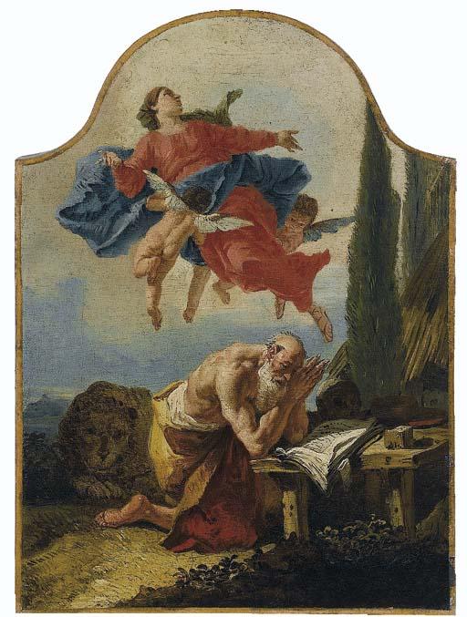 Francesco Fontebasso (Venezia