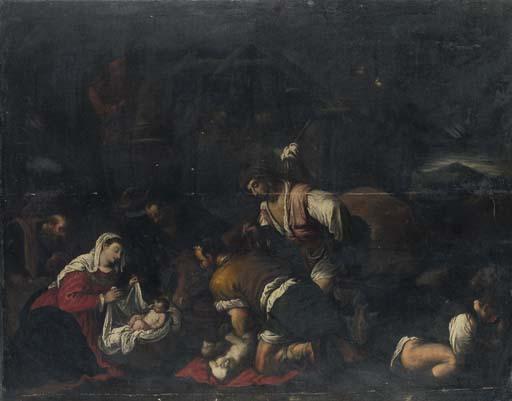 Cerchia di Jacopo da Ponte, il