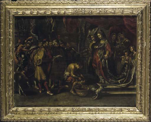 Seguace di Peter Paul Rubens