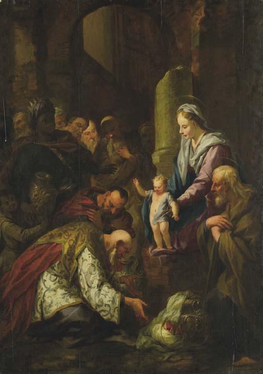 Pietro Dandini (Firenze 1646-1