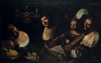 Seguace di Angelo Caroselli