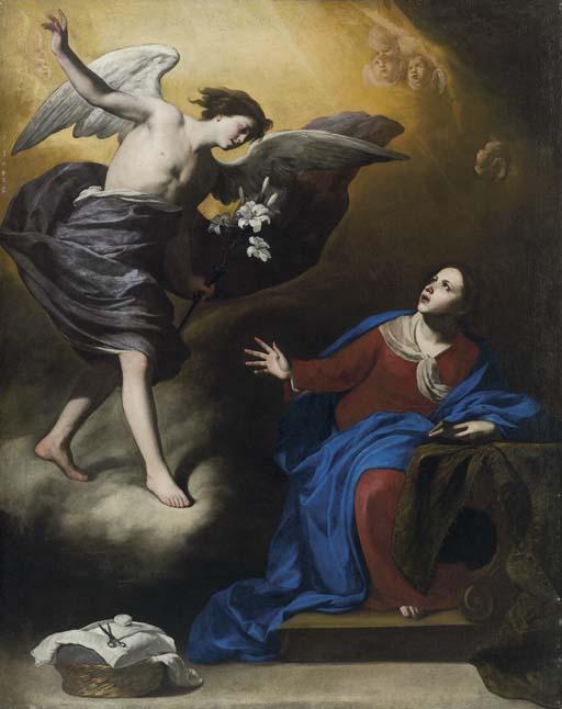 Massimo Stanzione, il Cavalier Massimo (Orta di Atella circa 1581-1656 Napoli)