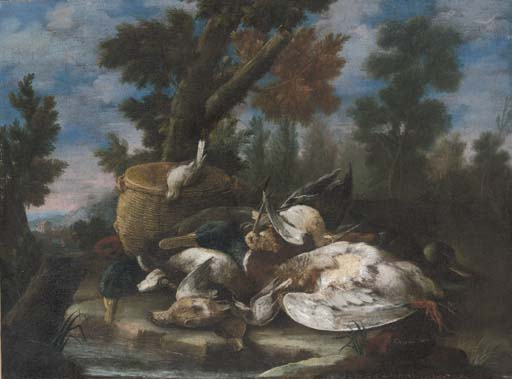 Giacomo Nani (Porto Ercole 1698-1770 Napoli)