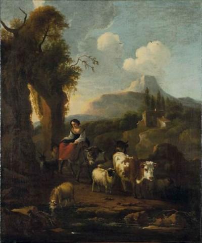 Michiel Carée (The Hague 1657-