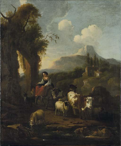 Michiel Carée (The Hague 1657-1727 Alkmaar)