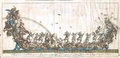 FOSSATI, Giorgio. Aria. [1764]