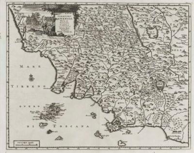 SIENA - ORLANDI, Cesare. De Ur