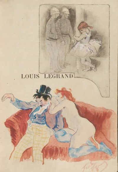 RODRIGUES, Eugene. Louis Legra