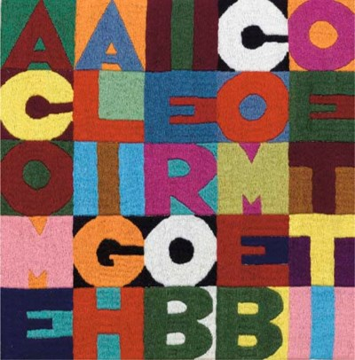 Alighiero Boetti (1940-1994)
