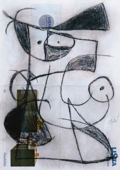 JOAN MIRÓ (SPANISH, 1893 - 198