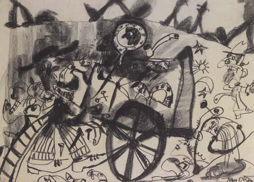 JOHN HENRY OLSEN (B. 1928)