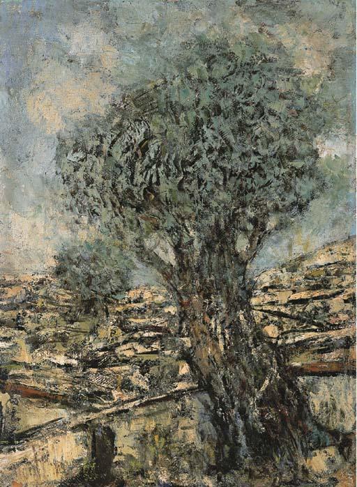 Mordecai Ardon (1896 - 1992)