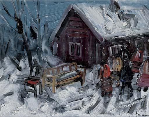 Ake Wickstrom (SWEDISH, B. 192