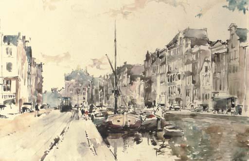 Cornelis Vreedenburgh (Dutch,