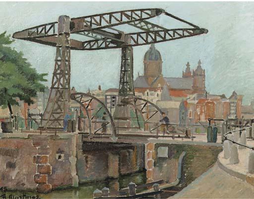 Raoul Martinez (Dutch, 1876-19