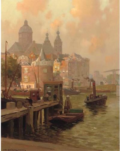 Jan Knikker Jun. (Dutch, 1911-