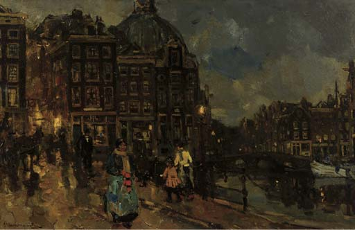 Frans Langeveld (Dutch, 1877-1