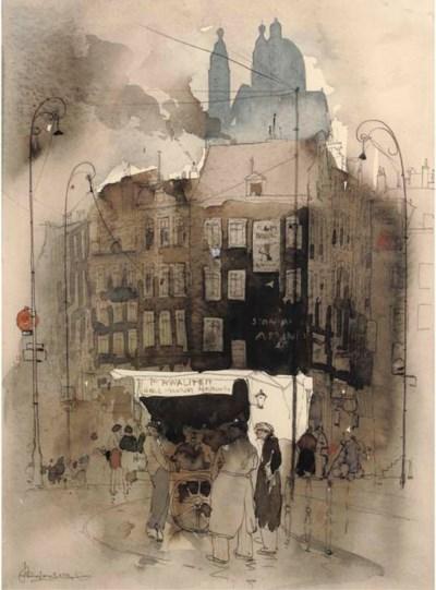Jan Rijlaarsdam (Dutch, B.1911
