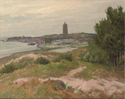 Henk Dekker (Dutch, 1897-1974)