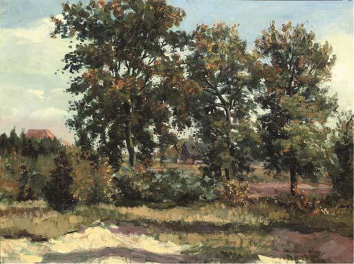 Martin van Waning (Dutch, 1889