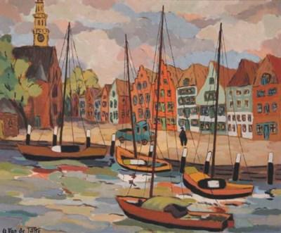 Adrien Van de Putte (Belgian,