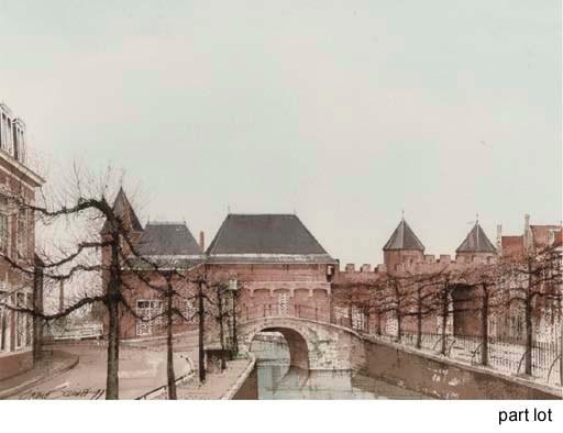 Ciano Siewert (Dutch, b. 1942)