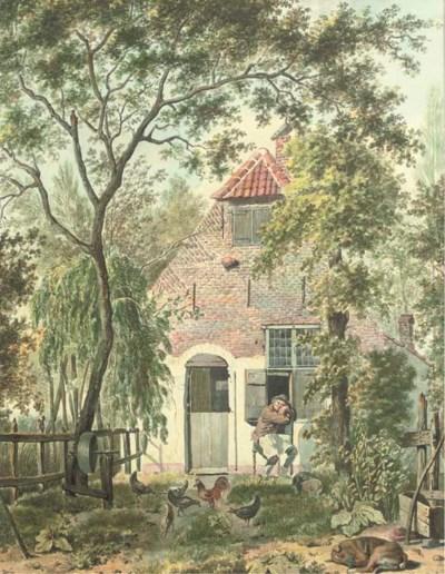 Georg Gillis Haanen (Dutch, 18
