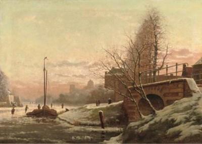 Jan van Dam (Dutch, 1857-1927)