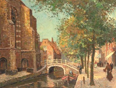 Ben Viegers (Dutch, 1886-1947)