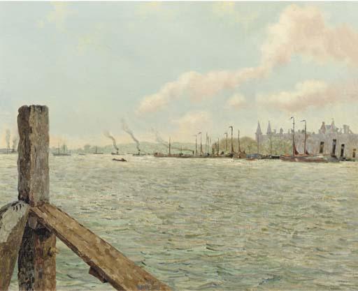 Johan Briedé (Dutch, 1885-1980