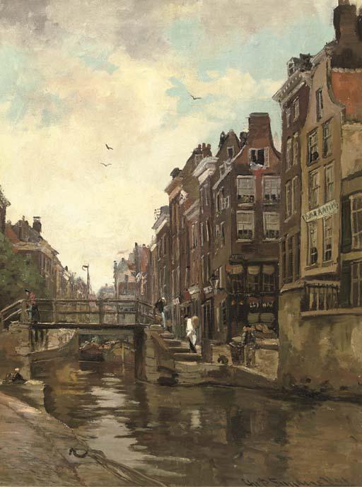 Chris Snijders (Dutch, 1881-19