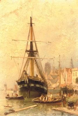 Willem Hendrik Eickelberg (Dut