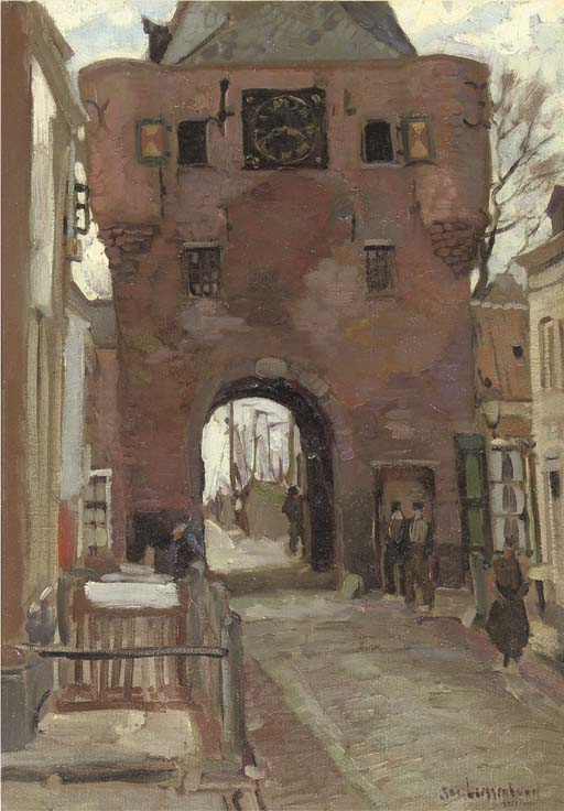 Jos Lussenburg (Dutch, 1889-19