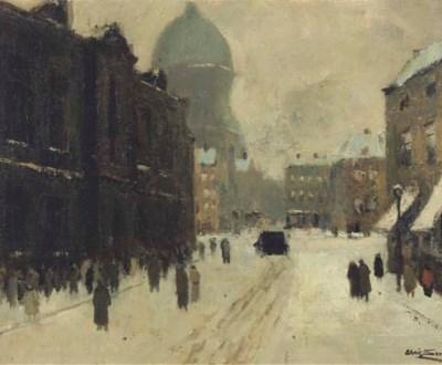 Christiaan Soer (Dutch, 1882-1