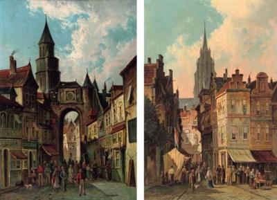 Simon van der Ley (Dutch, 19th
