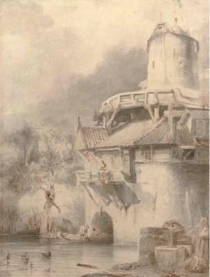 Johannes Bosboom (Dutch, 1817-
