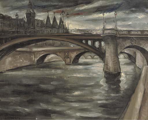 Jos Croin (Dutch, 1894-1949)