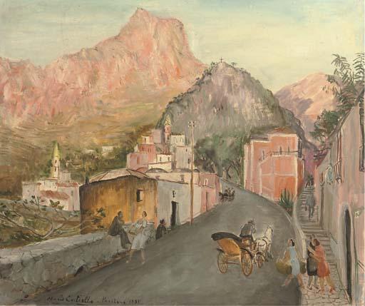 Mario Cortiello (Italian, 1907