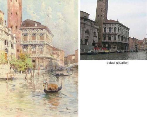 Paolo Sala (Italian, 1859-1924