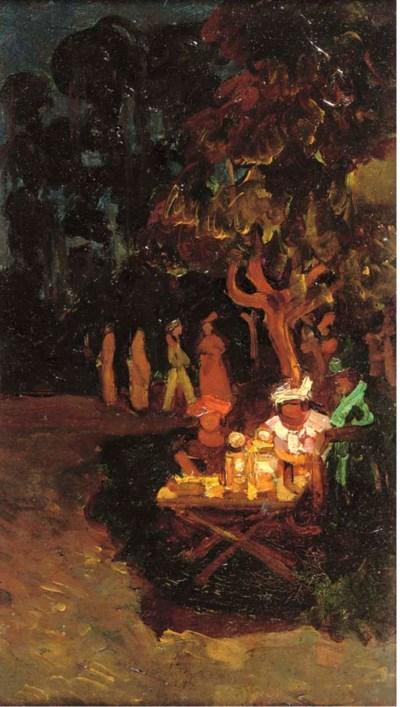 Frans Baljon (Dutch, 1901-1953