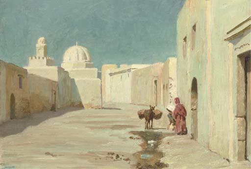 August Le Gras (Dutch, 1864-19