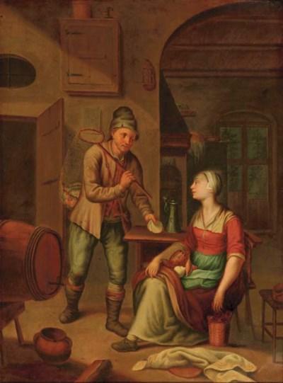 Follower of Herman van der Mij