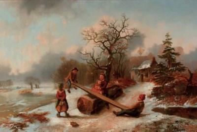 Alexis de Leeuw (Belgian, 1848
