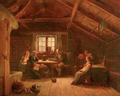 Circle of Adolphe Tidemand (No
