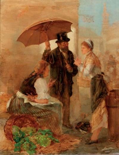 Karl von Merode (Austrian, 185