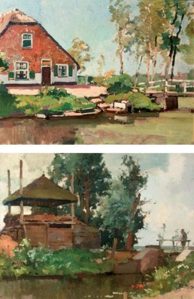 (2)  Cornelis Vreedenburgh (Du