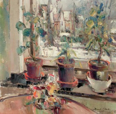 Karel Colnot (Dutch,1921-1996)