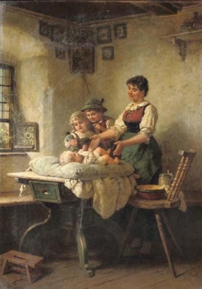 Wilhelm Roegge (German, 1870-1